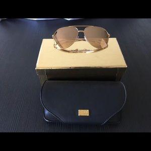 ‼️Host Pick‼️DolceGabanna Gold Edition Sunglasses